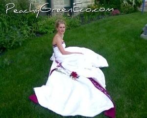 Brandon University Bride