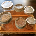 Assorted Mason Jars