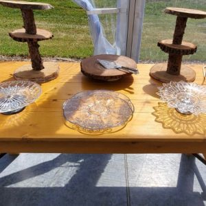 Cake & Dainty Stands